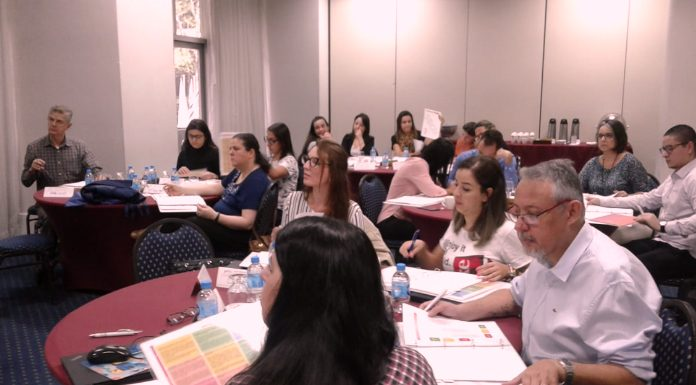A Peex Brasil realizou o seu 9 Workshop 9box